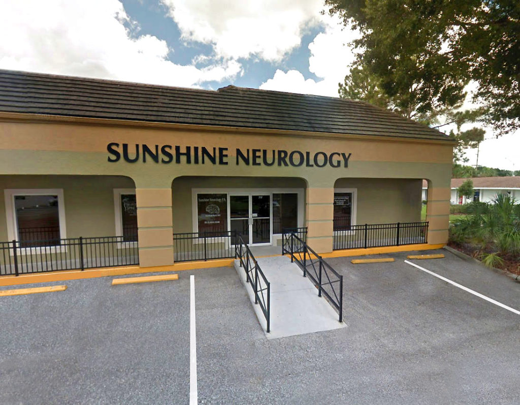 Sunshine Neurology - Sun City Riverview Appolo Beach Lithia Tampa